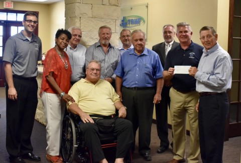 Tomball Regional Health Foundation Is Happy To Grant Concordia Lutheran High School The Funds To Support Clinical And Safety Needs